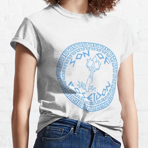 Son of Poseidon Classic T-Shirt