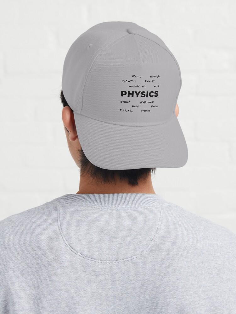 Alternate view of Physics (Inverted) Cap