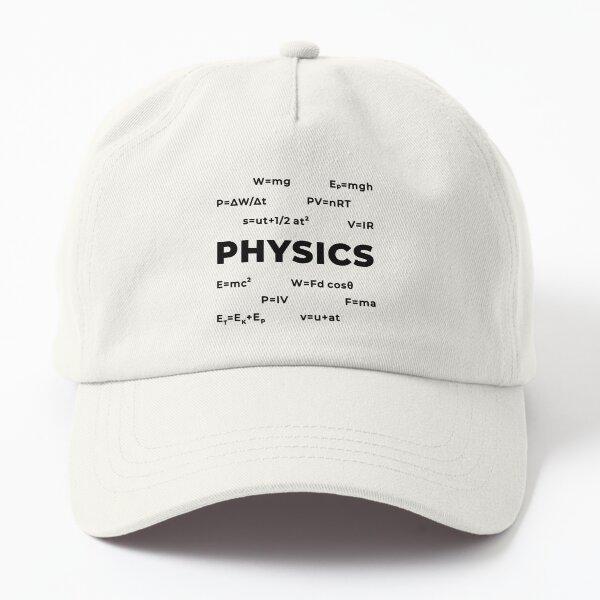 Physics (Inverted) Dad Hat