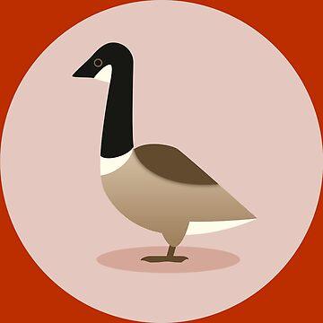 Canada Goose by mpriorpfeifer