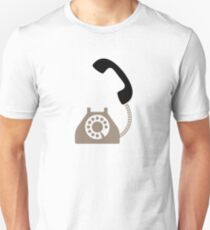 An old telephone T-Shirt