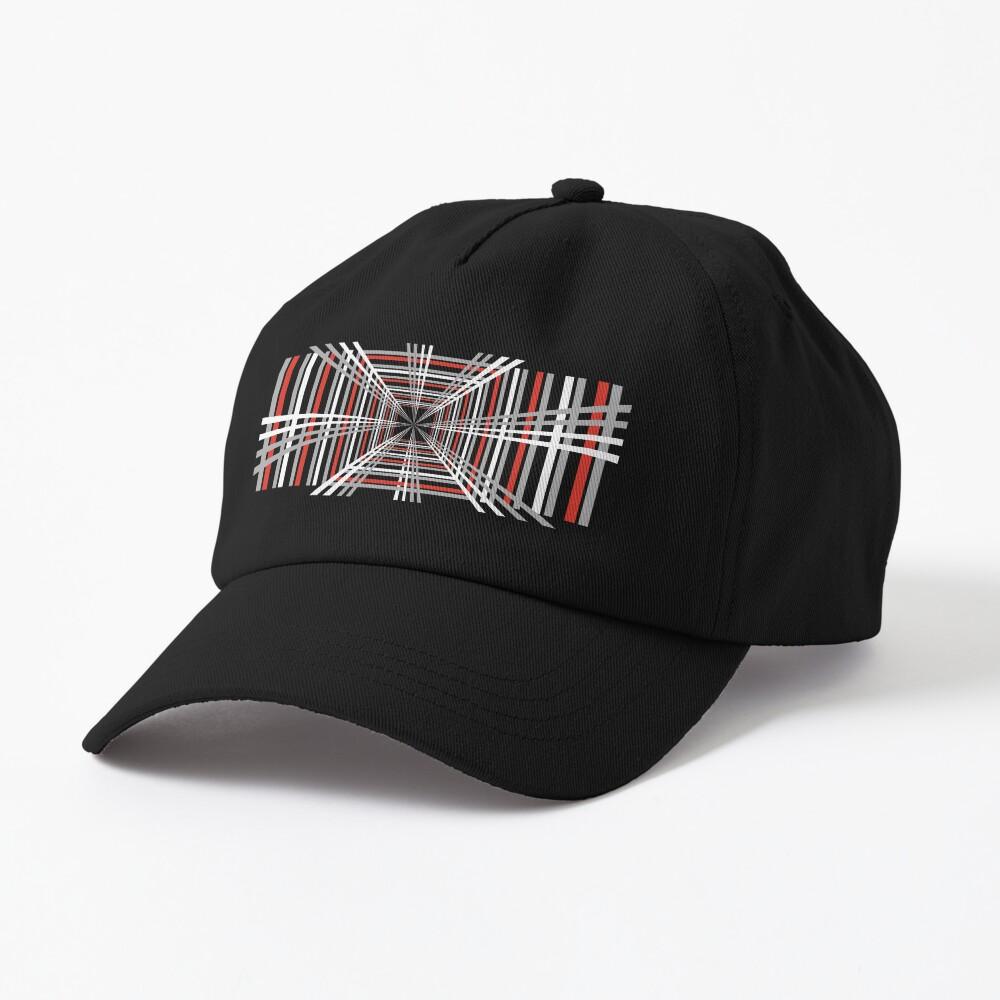 Plaid Tesla Model S Design Cap