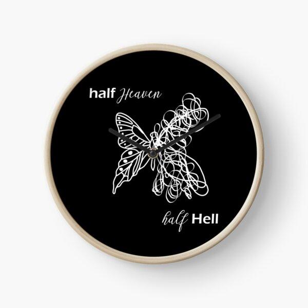 Half Heaven Half Hell on Black Clock