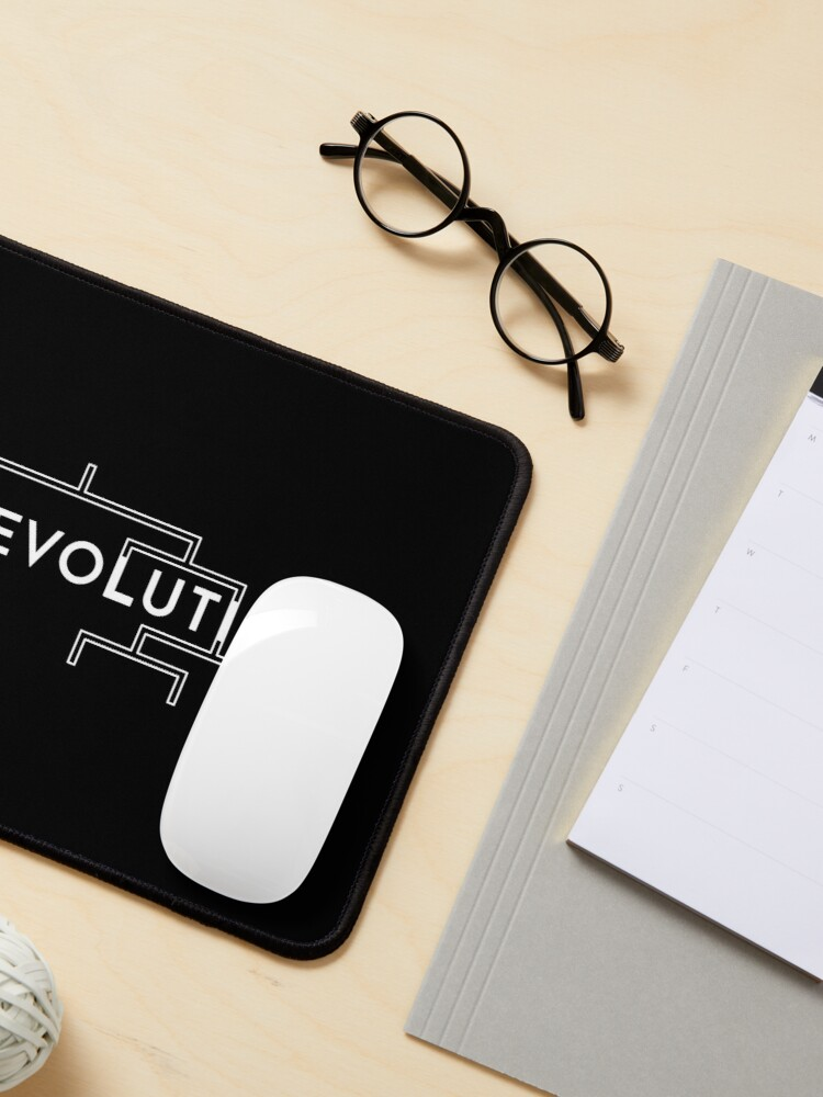 Alternate view of Evolution Mouse Pad