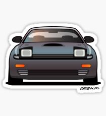 Modern Japanese Icons Series Toyota Celica  GT-Four All-Trac Turbo ST185 Sticker