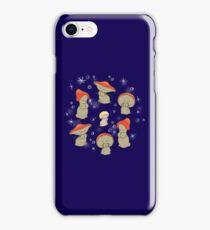 Little Mushrooms iPhone Case/Skin