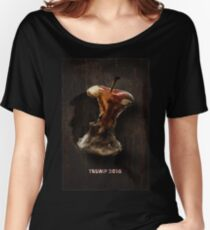 The Rotten Apple Of My Eye. Women's Relaxed Fit T-Shirt
