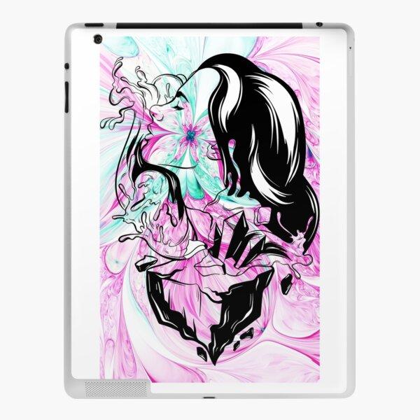 Psychedelic Crystal Soul Design iPad Skin