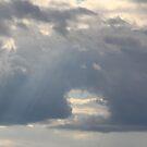 A Doorway Through the Clouds by gypsykatz