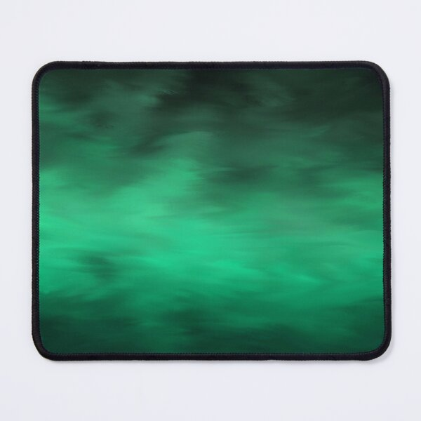 Green Atmosphere Mouse Pad