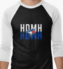Marcus Stroman HDMH Blue Jays Men's Baseball ¾ T-Shirt