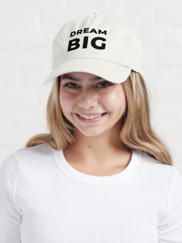 Alternate view of Dream Big (Inverted) Cap