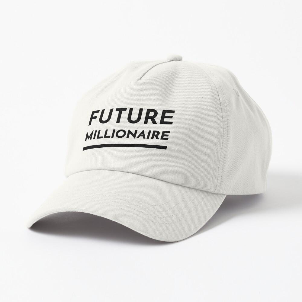 Future Millionaire (Inverted) Cap