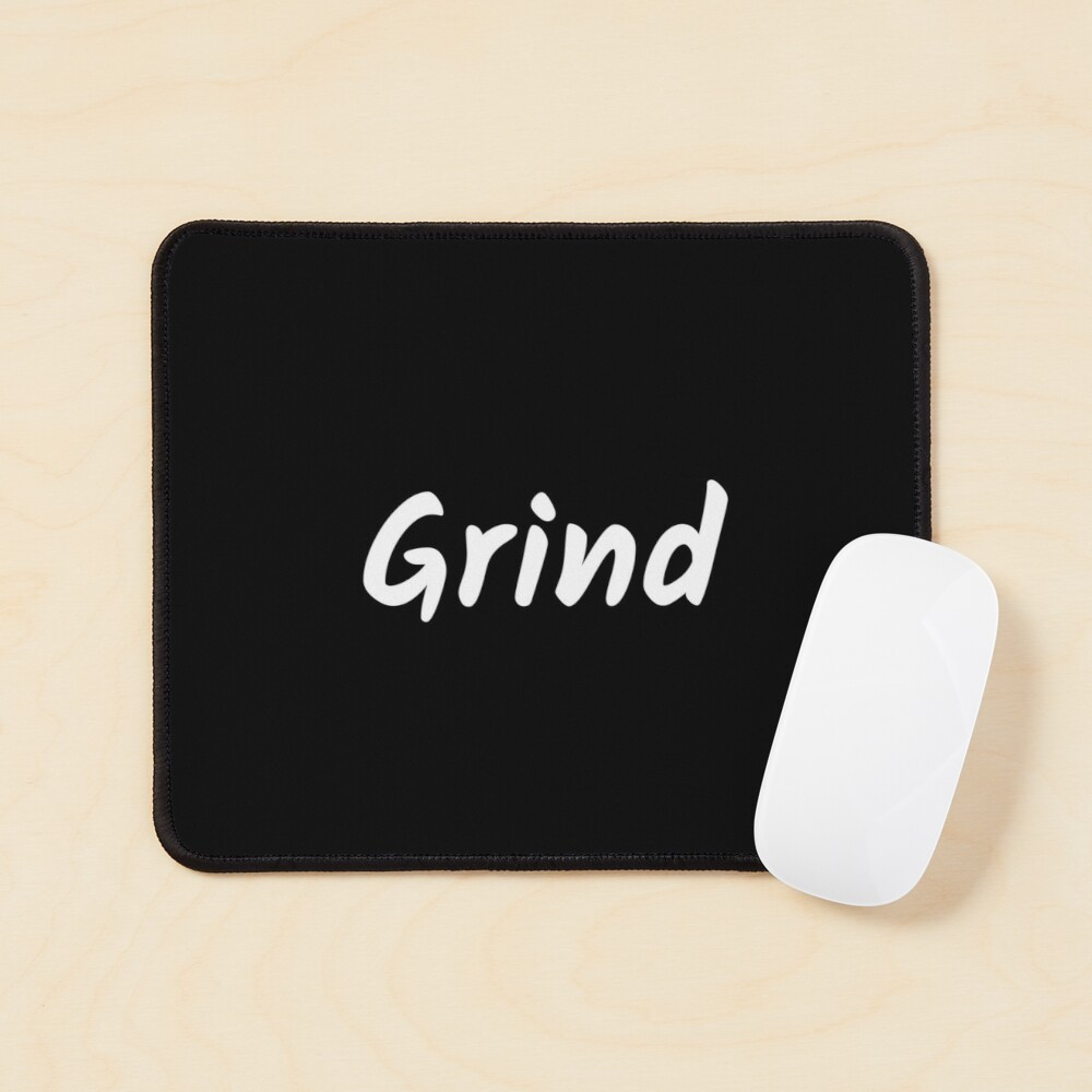 Grind Mouse Pad