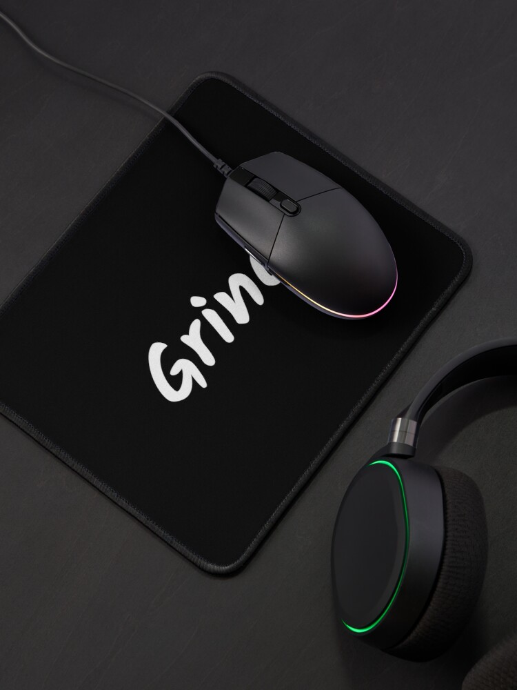Alternate view of Grind Mouse Pad