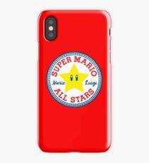 Super Mario All Stars iPhone Case
