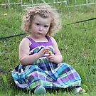 Littlest Grandchild by gypsykatz