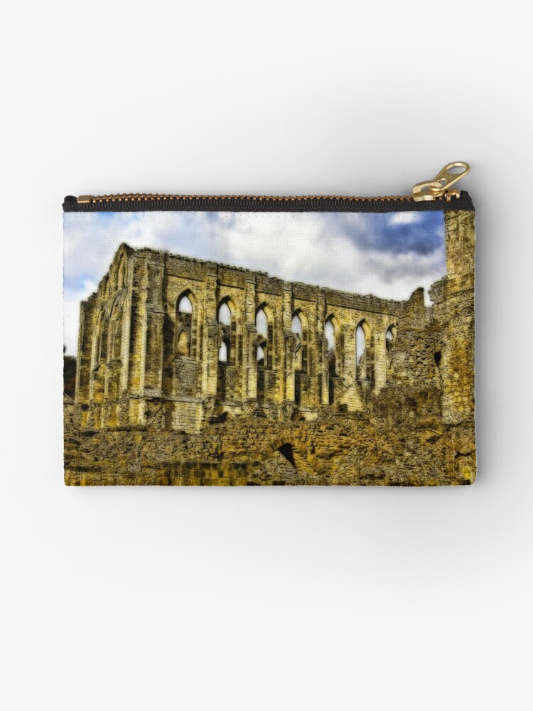 Rievaulx Abbey - North Yorkshire. by Trevor Kersley