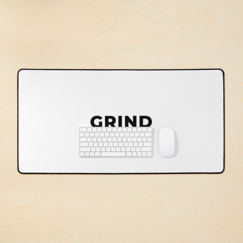 Grind (Inverted) Mouse Pad