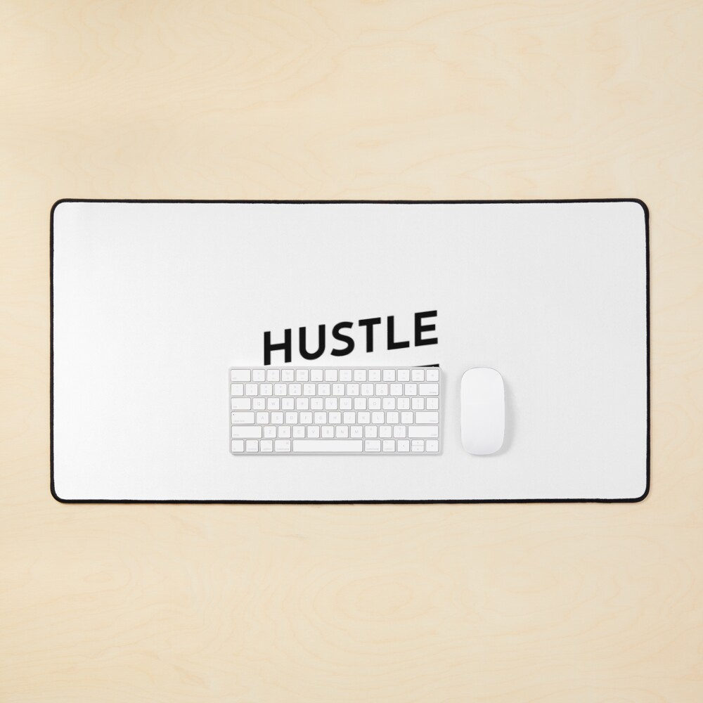 Hustle (Inverted) Mouse Pad