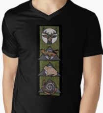 Lord of the Forest Men's V-Neck T-Shirt