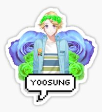 Mystic Messenger Yoosung Kim Sticker
