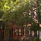 Buildings - Brooklyn Heights, New York City by Olivia Son