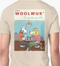Woolwus' Luncheonette Unisex T-Shirt