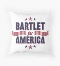 Cojín Bartlet For America - ¡NUEVO DISEÑO!