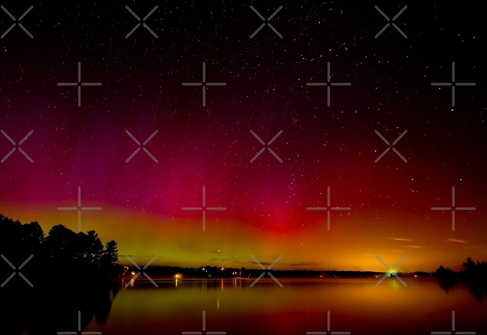 Aurora Borealis by Jim Cumming