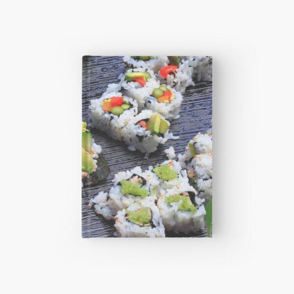 Sushi Hardcover Journal