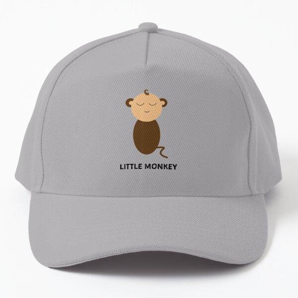 Little Monkey Baseball Cap