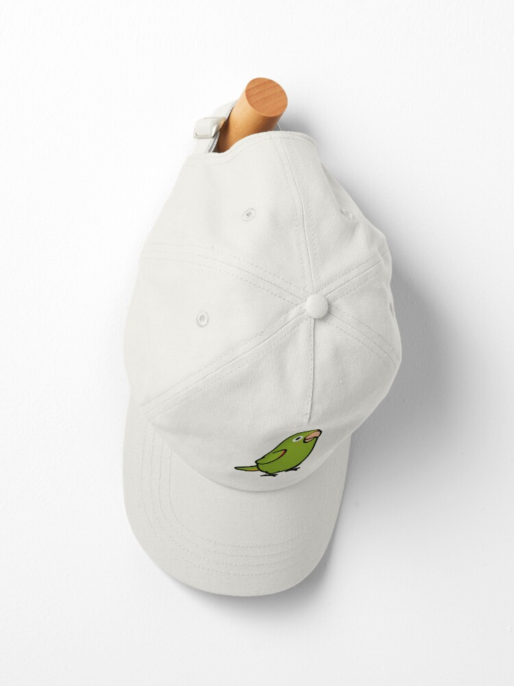 Alternate view of Chubby White-eyed Conure Cap