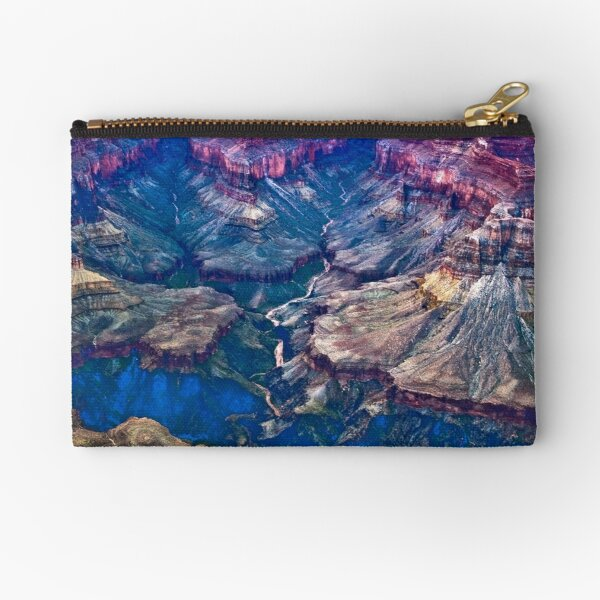 Abstract by God Zipper Pouch