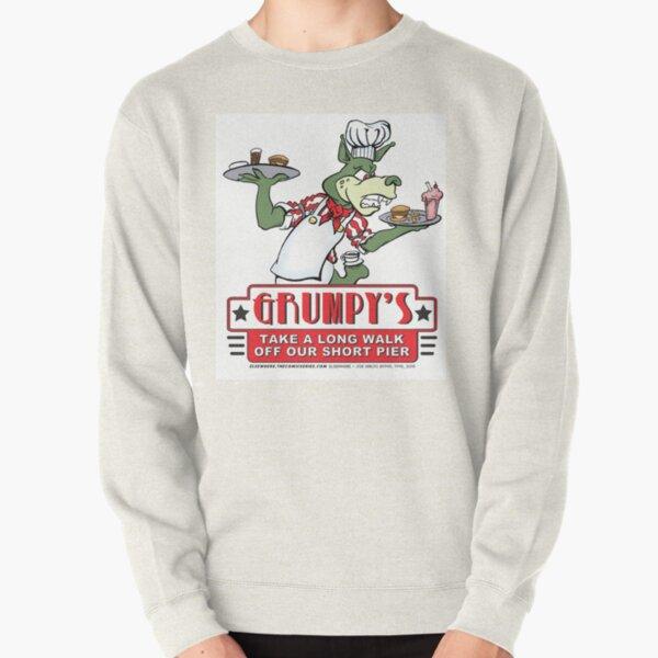 Grumpy's Diner Pullover Sweatshirt