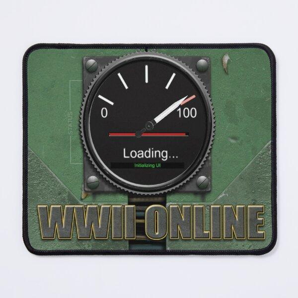 Original Loading Screen Mouse Pad