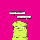 Melted Kuchi Kopi Pink by Lucy Lier