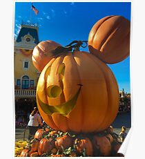 Time for pumpkins!  Poster