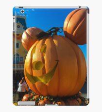 Time for pumpkins!  iPad Case/Skin