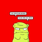 Melted Kuchi Kopi Red by Lucy Lier