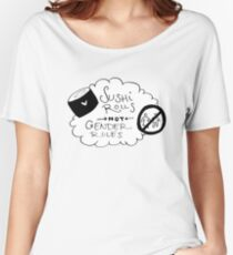 Sushi > Sexism Women's Relaxed Fit T-Shirt