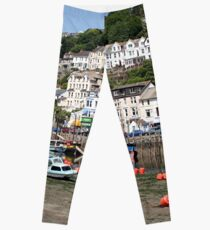 Looe, Cornwall, England, United Kingdom Leggings