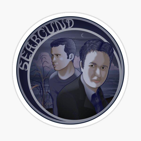Seabound - Portrait Sticker