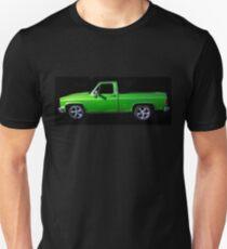 Lime Green Chevy Pickup T-Shirt