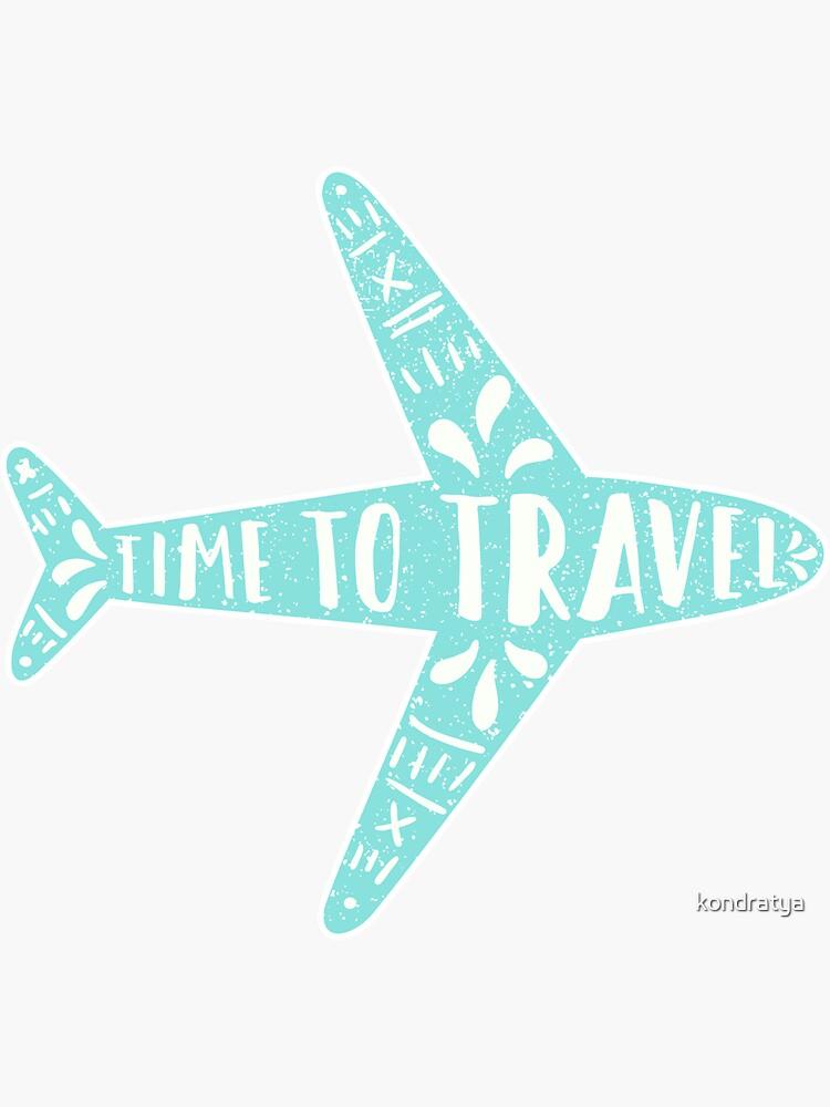 Time to travel by kondratya