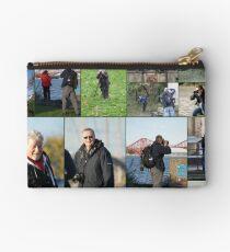 Collage of the Guys & Gals (#2) Edinburgh Bubblemeet Studio Pouch