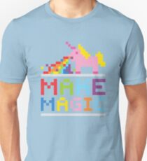 Make magic / Unicorn power T-Shirt
