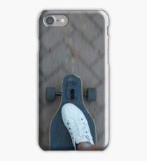 Longboarder iPhone Case/Skin