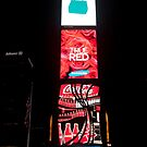 Times Square - New York City by night by Olivia Son