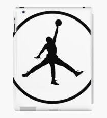 3 Legged Jordan iPad Case/Skin